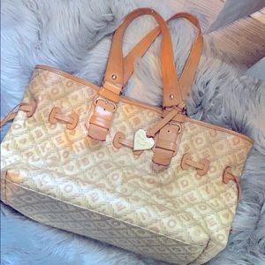 Vintage Dooney and Bourke handbag